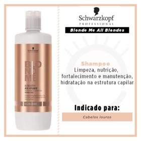 Schwarzkopf BlondMe All Blondes - Shampoo - 1L