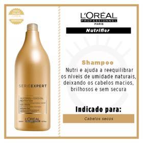 L'oreal Professionnel - Nutrifier Shampoo - 1500ml
