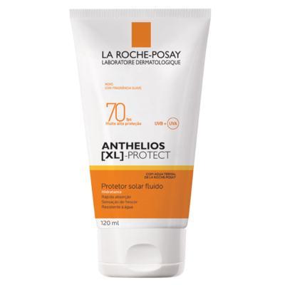 Imagem 2 do produto Kit Protetor Solar La Roche-Posay Anthelios XL FPS 70 120ml + Facial FPS 30 40g