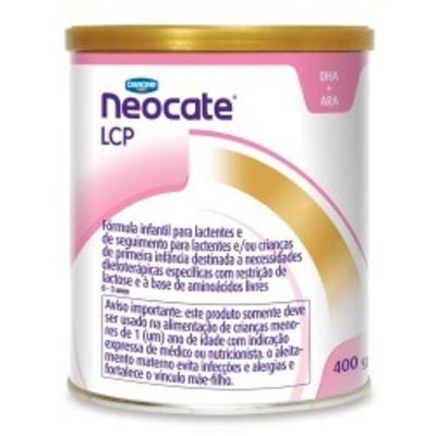 Imagem 4 do produto Fórmula Infantil Neocate LCP 400g -