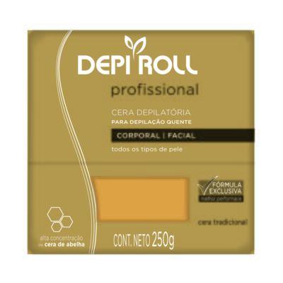 Imagem 1 do produto Cera Quente Tradicional Depi Roll 250g