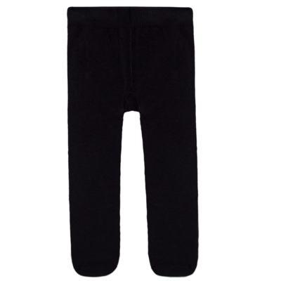 Imagem 2 do produto Meia calça para bebe em algodão Preto - Puket