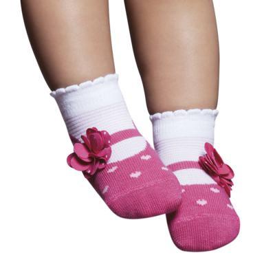 Imagem 1 do produto Meia Sapatilha Little Hearts - Puket