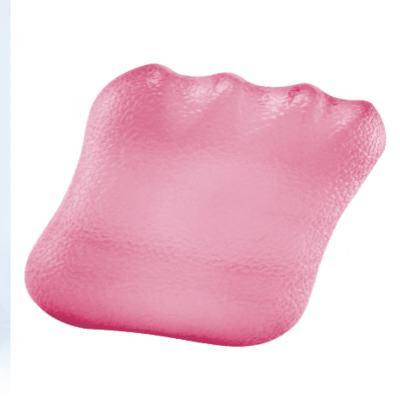 Imagem 1 do produto HANDGEL FISIOPAUHER FG-19 ORTHO PAUHER - LEVE ROSA