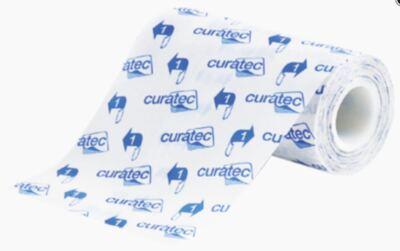 Imagem 1 do produto Curativo Filme Transparente Rolo Curatec - 15 cm x 10 m