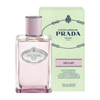 Imagem 1 do produto Les Infusions de Prada Milano OEILLET de Prada Unisex Eau de Parfum - 100 ml