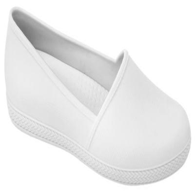 Imagem 1 do produto Sapato Milena Branco Boa Onda - 33/34