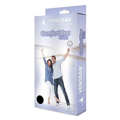 Imagem 1 do produto Braçadeira Até O Metacarpo Comfortline Cotton 30-40 Mmhg Venosan - Longa Bege M