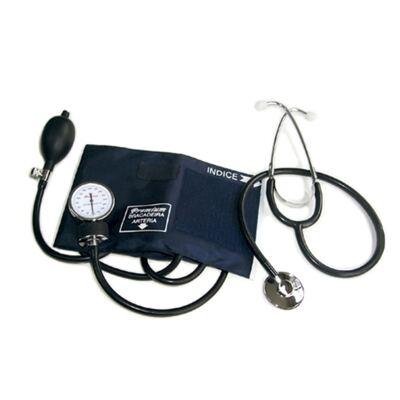 Imagem 1 do produto Aparelho de Pressão Aneróide com Estetoscópio Simples Infantil Premium