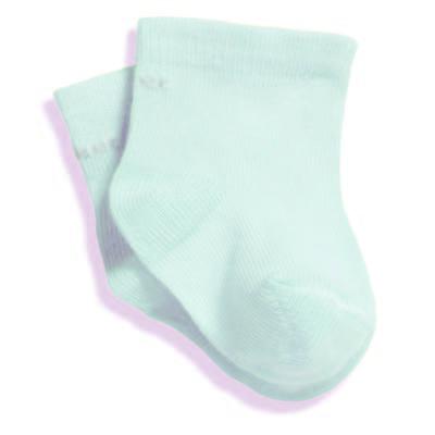 Imagem 1 do produto Meia Soquete para bebe Branca - Puket