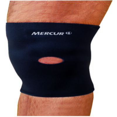 Imagem 1 do produto Joelheira Esporte Bc0035-S Mercur - PRETO M