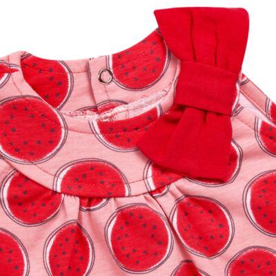 Imagem 2 do produto Macacão regata para bebe em malha Melancia - Tilly Baby - TB168443 MACACAO REGATA FEM MELANCIA-GG