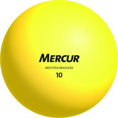 Imagem 1 do produto Bola de Borracha n8 Mercur - Amarela