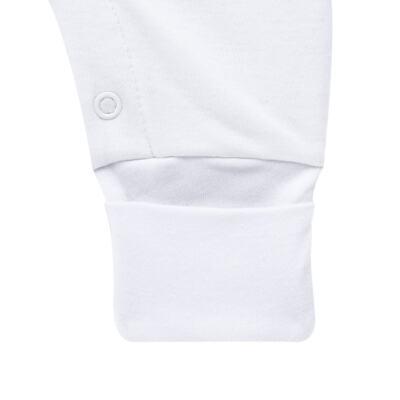 Imagem 2 do produto Macacão longo para bebe em algodão egípcio Gaiolinhas - Bibe - 40C01-H11 MAC ML B AS GAIOLAS-P