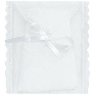 Imagem 2 do produto Meia para bebe Branca - Roana