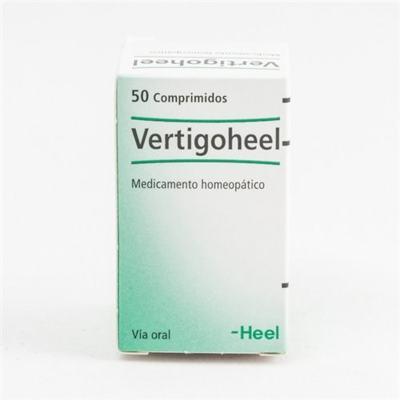 Vertigoheel - 50 comprimidos sublinguais