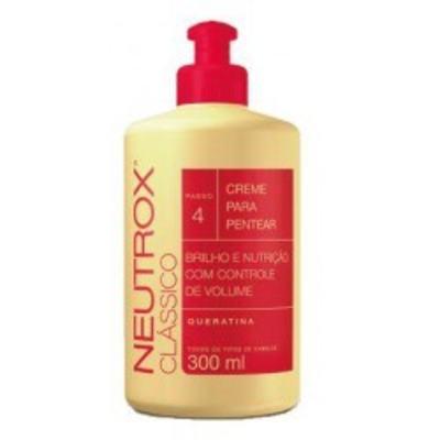 Imagem 2 do produto Creme para Pentear Neutrox Classic 300ml