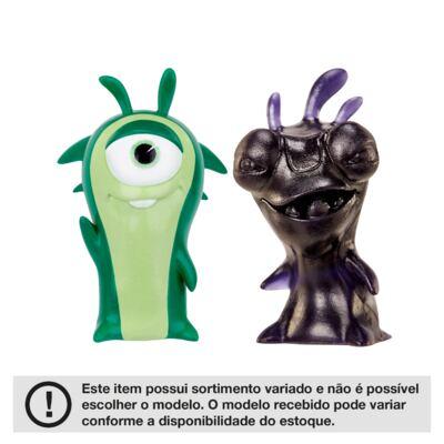 Imagem 3 do produto Slugterrâneo 2 Bonecos Série 4 - BR117