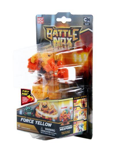 Imagem 3 do produto Battle Nox Amarelo - BR520