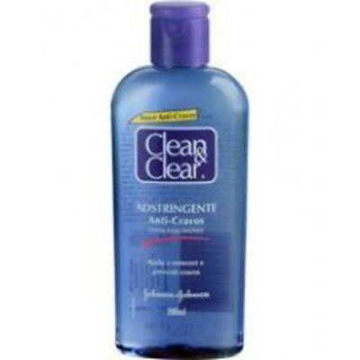 Imagem 1 do produto Adstringente Anti-Cravos Clean Clear 200ml