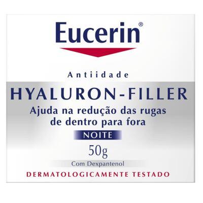 Imagem 2 do produto Eucerin Hyaluron Filler Noturno Anti-idade 50g