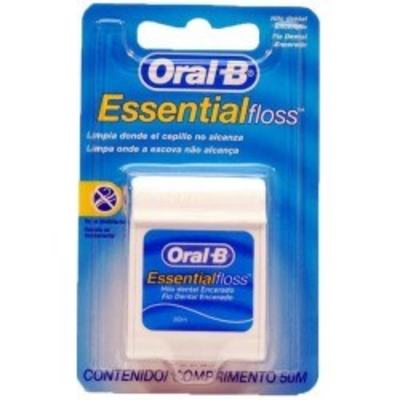 Imagem 1 do produto Fio Dental Oral-b Essential Floss Encerado 50m