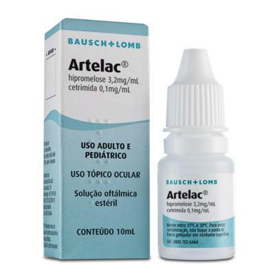 Artelac Suspensão Oftálmica - 3,2mg/ml + 0,1mg/ml | 10ml