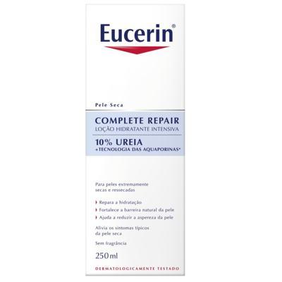 Imagem 2 do produto Eucerin Loção Hidratante Complete Repair 10% Ureia 250ml