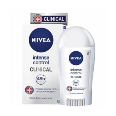 Imagem 4 do produto Desodorante Nivea Clinical Intense Control 42g - 42g