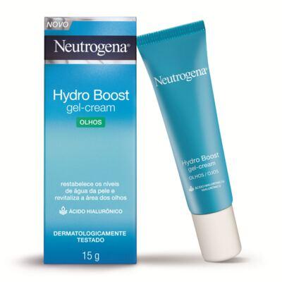 Imagem 1 do produto Gel Creme Hidratante Olhos Neutrogena Hydro Boost 15g