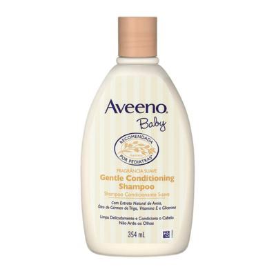 Imagem 6 do produto Aveeno Baby - Shampoo Condicionante Suave - 354ml