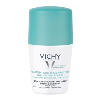 Imagem 3 do produto Vichy Desodorante Antitranspirante Roll On 48h Verde - Vichy Desodorante Antitranspirante Roll On 48h Verde 50ml