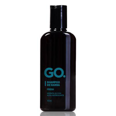 Imagem 1 do produto Shampoo para Barba Go. Fresh 140ml