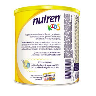 Imagem 1 do produto Suplemento Alimentar Nestlé Nutren Kids Baunilha 350g