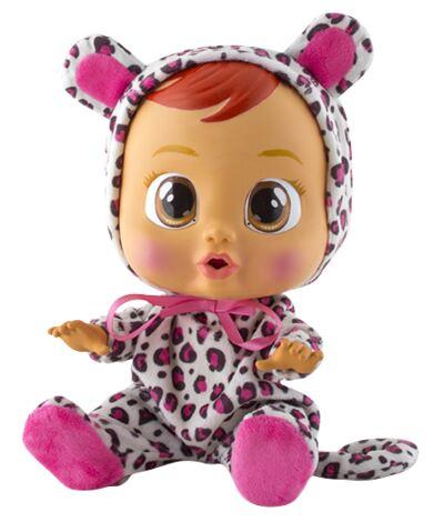 Imagem 2 do produto Boneca Cry Babies Leo - BR526