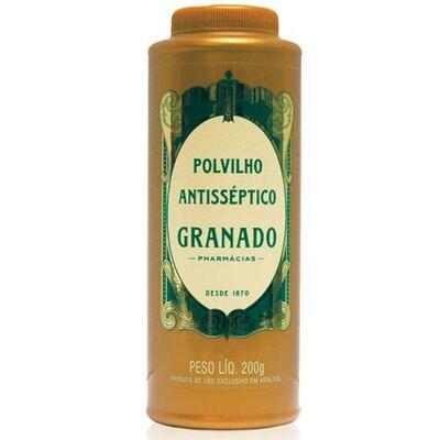 Imagem 1 do produto Talco Granado Polvilho Antisséptico 200g