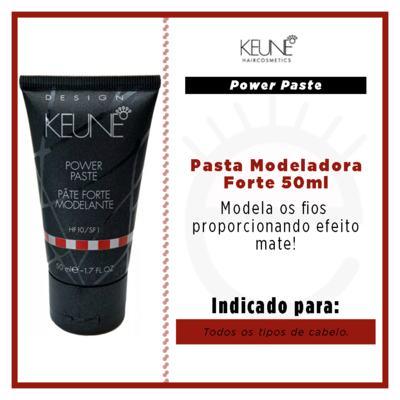 Imagem 2 do produto Keune Power Paste - Pomada - 50ml