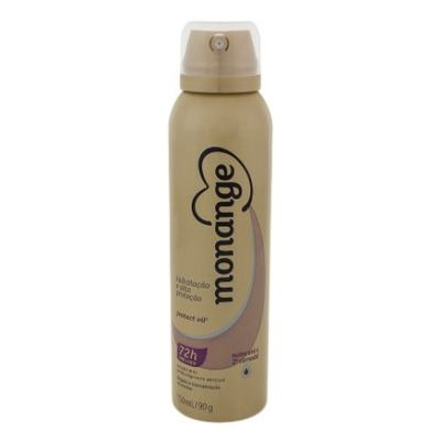 Desodorante Antitranspirante Monange - Ultraproteção Aerosol   150ml