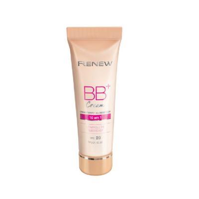 Imagem 1 do produto BB Cream + Protetor Avon Renew Multibenefícios 10 em 1 FPS 20 - BB Cream + Protetor Avon Renew Multibenefícios 10 em 1  FPS 20 - Pele Escura