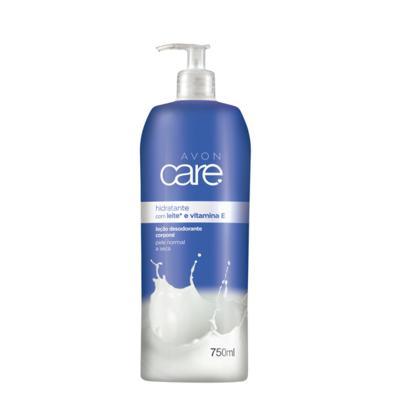 Hidratante Corporal Avon Care Leite e Vitamina E 750ml