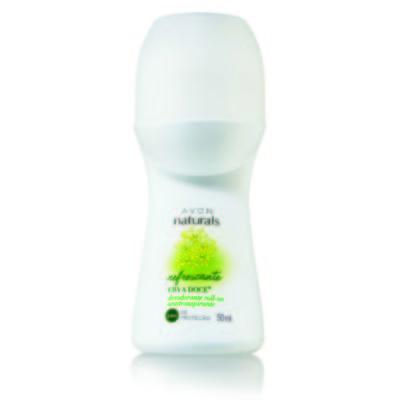 Desodorante Roll-On Antitranspirante 50ml - Erva Doce