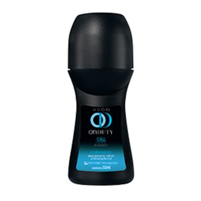 Imagem 2 do produto On Duty Clássico Desodorante Roll-On Antitranspirante - 50mL