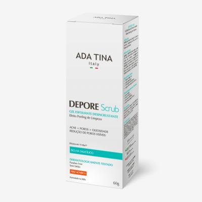 Imagem 4 do produto Ada Tina Depore Scrub Esfoliante - Ada Tina Depore Scrub Esfoliante 60g