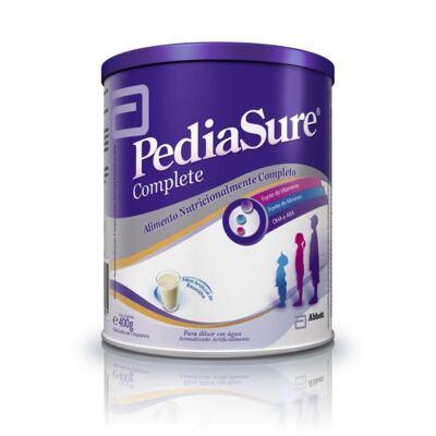 Imagem 1 do produto Complemento Alimentar Pediasure Baunilha 400g