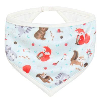 Imagem 1 do produto Babador Bandana para bebe em atoalhado Woodland - Petit