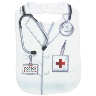 Imagem 2 do produto Babador Maxi em suedine Mini Doctor - Mini Mix