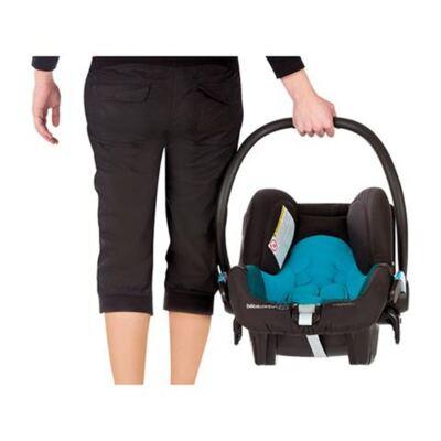 Imagem 10 do produto Bebê Conforto Streety.fix Walnut Brown (0m+) - Bébé Confort