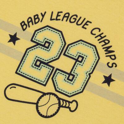Imagem 3 do produto Body longo sobreposto com Mijão em suedine Baseball - Vicky Lipe - 21231366 BODY COM MIJÃO SOBREPOSTO SUEDINE SPORTS-P