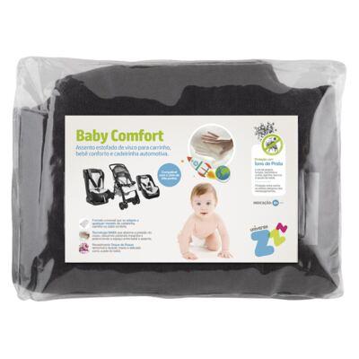 Imagem 1 do produto Assento Estofado Baby Comfort Grafite - Fibrasca