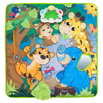 Tapete musical Move 'n' Grow Amigos da Floresta (0m+) - Chicco